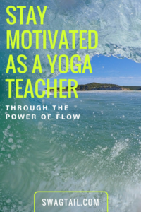 Stay motivated and inspired as a yoga teacher through the power of the flow state. Learn about flow, how to harness it, and then share it with your classes.
