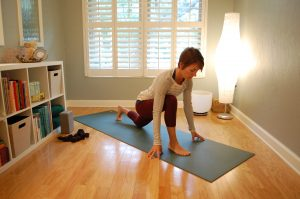 A Hanumanasana-focused Yin Yoga Sequence to Open into the Splits