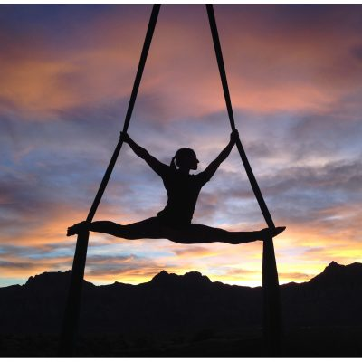 A Hanumanasana-focused Yin Yoga Sequence to Open into the Splits