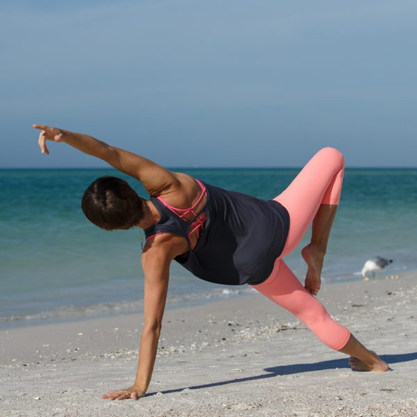 Side body stretches, also known as lateral bends, are a great way to great way to prepare for twisting yoga poses that require length around the spine. In this blog, you'll discover a warm up sequence that focuses on side-bending and spinal-twisting, and can be incorporated into any hatha or vinyasa class.