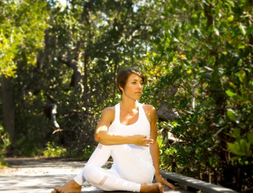 YIN YOGA SEQUENCE TO WELCOME CHANGES IN LIFE