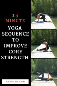 Seamless transitions and inversions in a yoga practice require movement from a strong and stable center. This 15-minute yoga sequence improves core strength by focusing on the transversus abdominis (TVA), which is the deepest layer that stabilizes the entire trunk of the body.