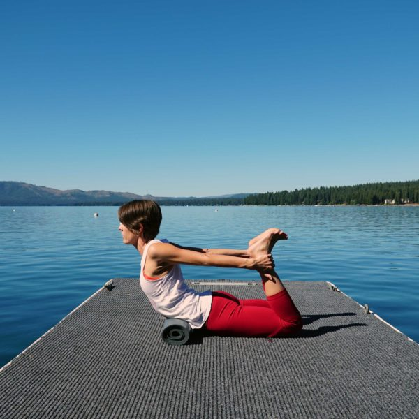 Dhanurasana is an energizing pose that elongates the spine, opens the shoulders and expands the heart. This 75-minute flow sequence will build heat and prepare the body for this powerful pose. Notice how you can aim true with dhanurasana in your flow classes today!