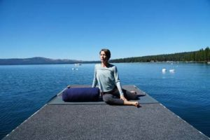 Adventures are often accompanied by long periods of being seated. This post-travel yin yoga sequence is designed to offset the spinal compression and tight muscles that result from sitting for long hours. The result? A body and mind that are just as blissed out as when you were exploring the unknown.