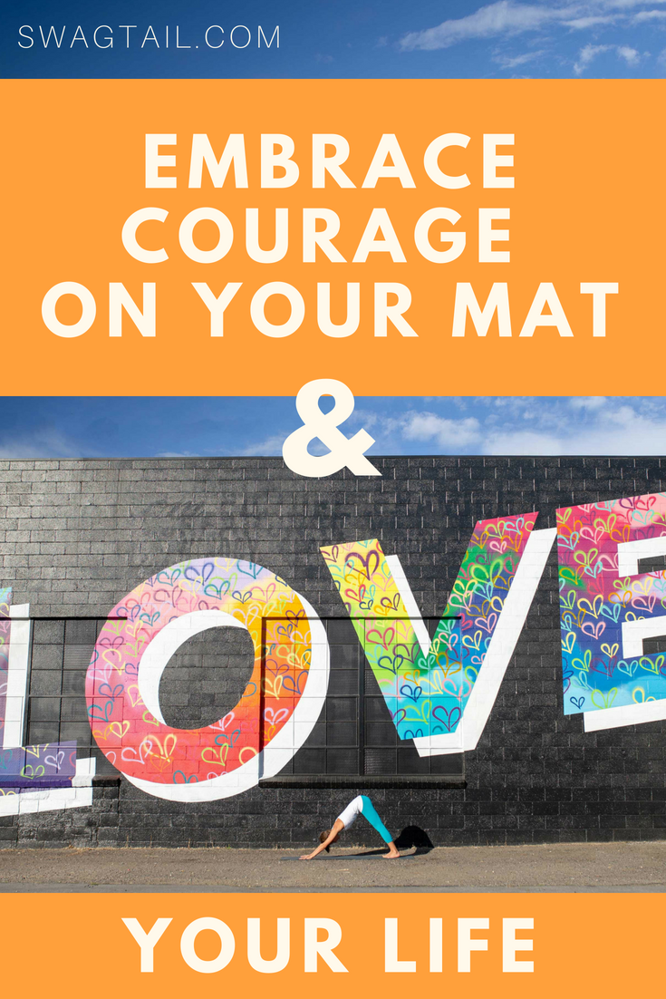 Fear helps us survive dangerous situations, but it is unnecessary for almost everything else--including yoga. In this post, discover how to create a new relationship with fear and embrace courage, creativity, and confidence in any situation.