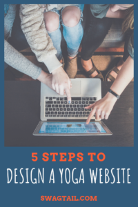 Successful websites are attractive, engaging, and easy to navigate. Yet, the process for designing a yoga website might seem stressful and overwhelming. In order to prevent unnecessary stress in the process, we've developed 5 simple steps you can use to get the design process started now. This post shows you how.
