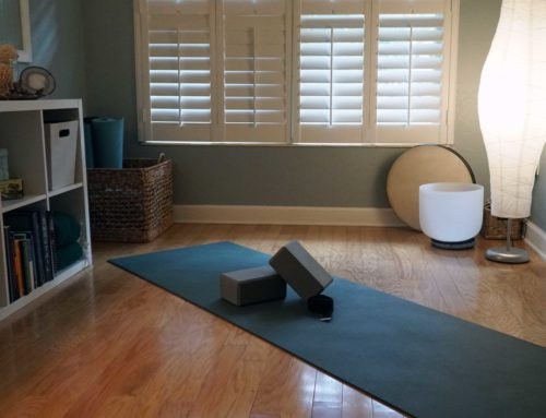 HOME YOGA SEQUENCE FOR SCIATICA
