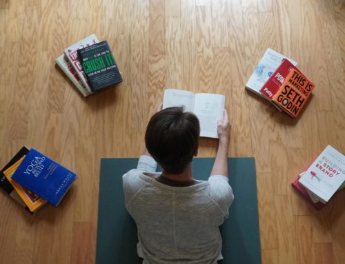 RECOMMENDED BOOKS TO INSPIRE YOU AND YOUR YOGA BUSINESS
