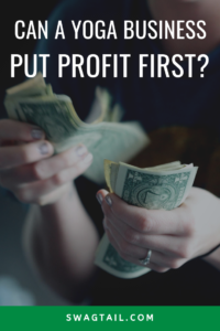 Money is a tool that enhances your life and your ability to serve others. This post shares how to use the Profit First system to maximize this resource.