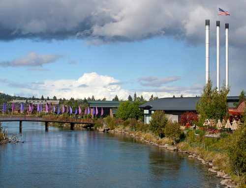 A YOGI'S GUIDE TO BEND, OREGON