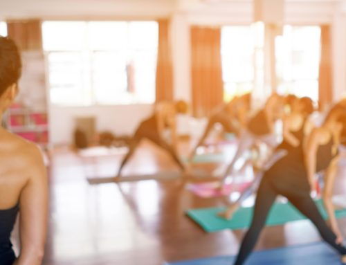 5 STEPS TO GET HIRED AT A YOGA STUDIO