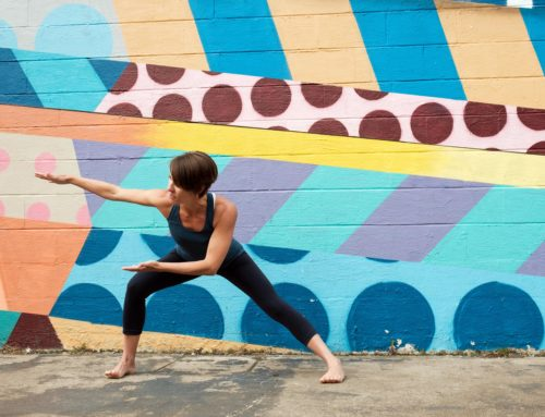 YOGA MASTERY STARTS WITH ONGOING LEARNING