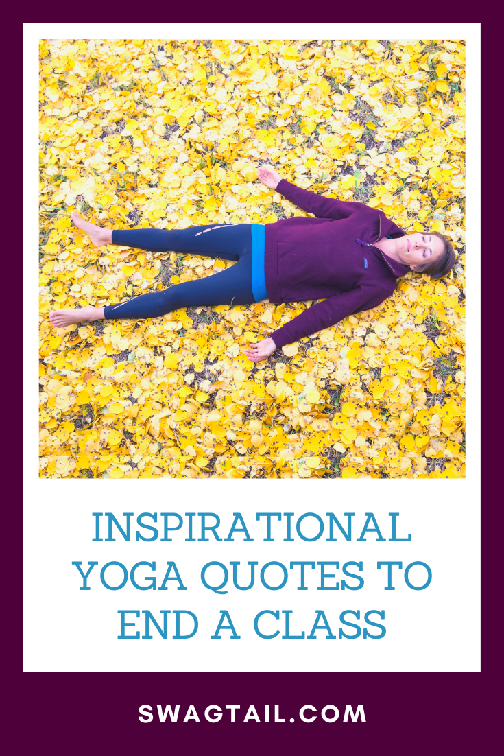 The inspiring yoga quotes in this blog post are a great reminder of the powerful and wise inner being within us all! Be inspired by them and share them with your students to amplify this truth!
