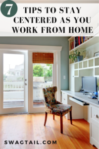 The behind-the-scenes aspect of your yoga business often requires you to work from home. Stay efficient, motivated, and organized with these 7 tips!