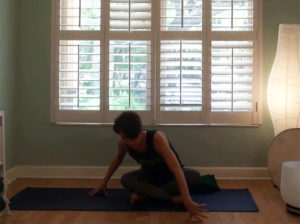 This yoga class opens the hips and releases tension that gets stored in the region. The end result is more energy and the ability to embrace forgiveness.
