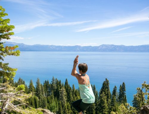 A YOGI'S SUMMER GUIDE TO LAKE TAHOE