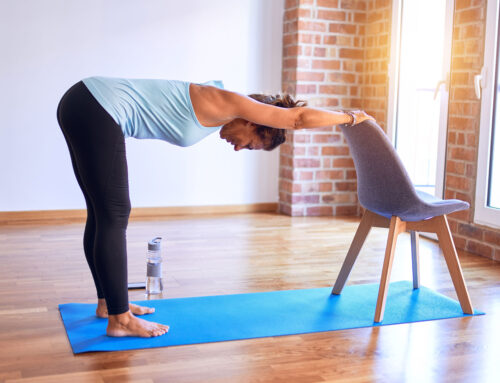 CHAIR YOGA: BENEFITS, POSES, AND MORE!