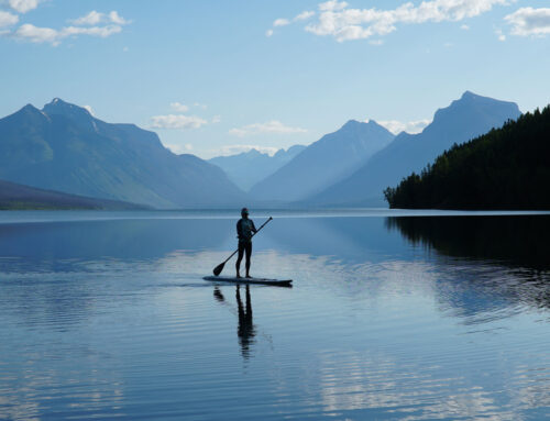 THE PERFECT POST-PADDLE YIN YOGA SESSION