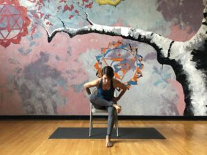 Get answers to frequently asked questions about teaching chair yoga so you can lead with clarity and confidence in your next class