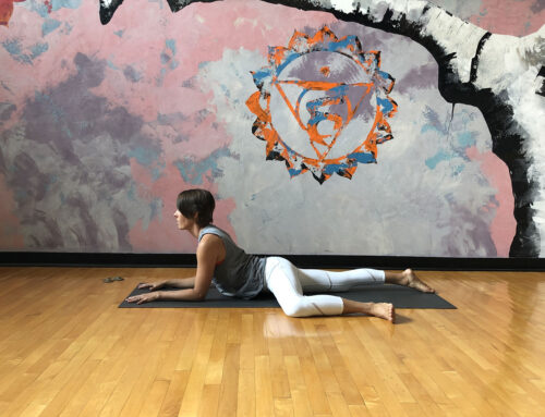YIN YOGA FOR PEOPLE WHO SIT ALL DAY