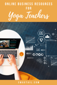 Whether you teach yoga part- or full-time, you can use these online business resources to save time, energy, and money. Details inside this blog post.