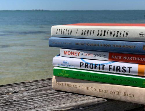 BEST MONEY BOOKS FOR YOGIS